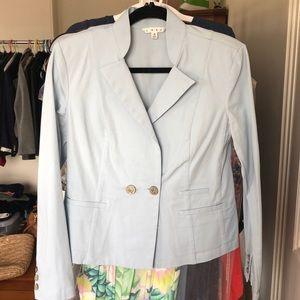 Light blue summer blazer